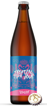 Wrężel Tropical IIPA Sour