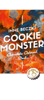 Inne Beczki Pop Up Cookie Monster