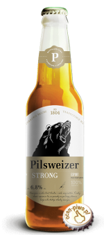 Grybów Pilsweiser Strong Beer