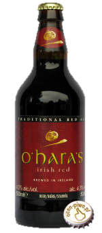 Carlow O'Hara's Irish Red